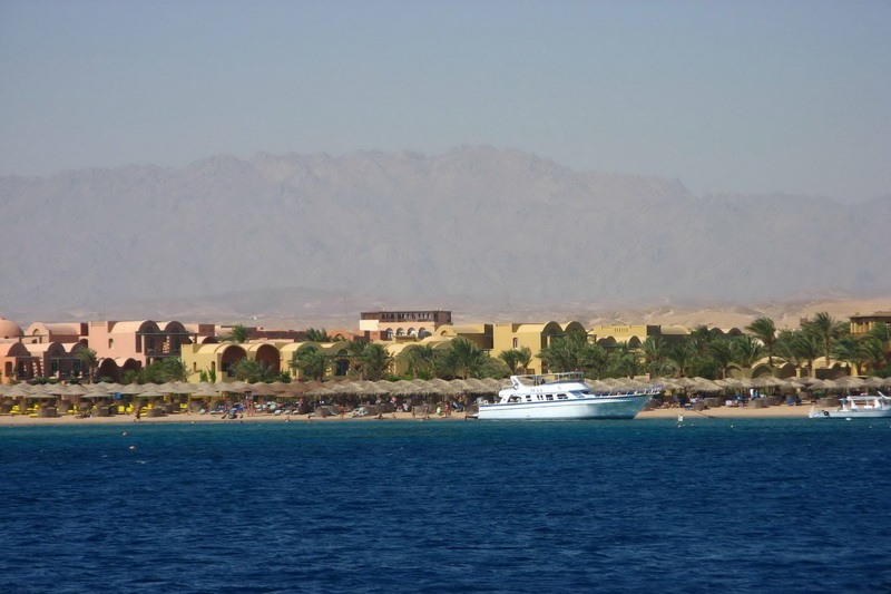 Egypt, Makadi Bay
