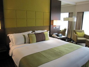 Singapore, Holiday Inn Singapore Orchard City Centre