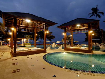 Thailand, Koh Chang, Kacha Resort and Spa
