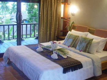 Thailand, Koh Chang, Kwaimaipar Orchid Garden Resort Spa and Wellness