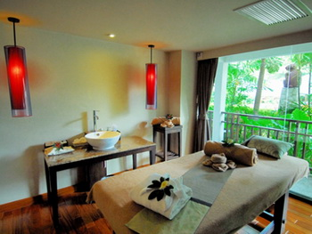 Thailand, Pattaya, Woodlands Hotel and Resort