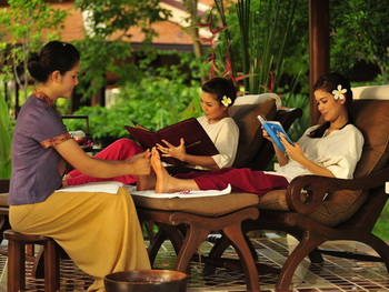 Thailand, Phuket,  Duangjitt Resort and Spa
