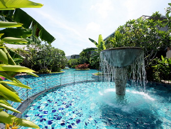 Thailand, Phuket, Metadee Resort and Villas