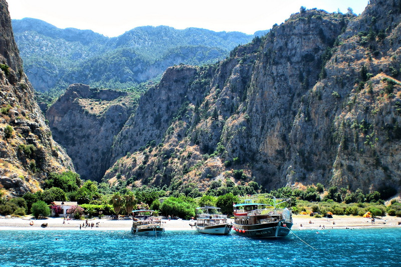 Turkey, Fethiye, Valley of Butterflies
